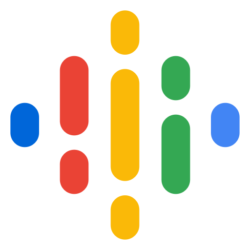 Logo Google Podcast